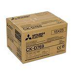 MITSUBISHI CK D 769 15x23cm (6x9inch) für 360 Bilder (2x180)
