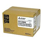 MITSUBISHI CK D 868 10x15cm 860 Bilder oder 15x20cm 430 Bilder
