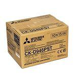 MITSUBISHI CK D 946 PST 10x15cm (4x6inch) für 800 Bilder (2x400) PostCard