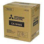 MITSUBISHI CK M46s 10x15cm (4x6inch) für 750 Bilder