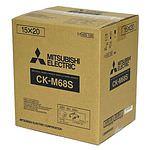 MITSUBISHI CK M68s 15x20cm (6x8inch) für 375 Bilder