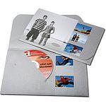 Bildertaschen Maxi SilverLine für CD+ Bilder bis 15x21cm, 500 Stück