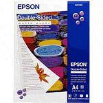 EPSON Double Sided Matte Paper, A4, 50 Blatt
