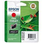 EPSON T0547 Tintenpatrone rot