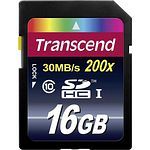TRANSCEND Secure Digital HC 16 GB Premium Class 10