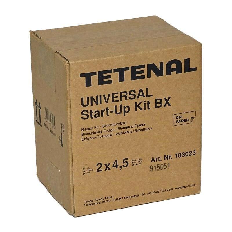 TETENAL Universal Start-Up Kit BX (P2) Bleichfixierbad RA-4